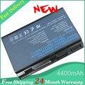 Envío de poste de singapur celdas de la batería TM00741 TM00751 GRAPE32 para ACER Extensa 5620 G 5210 5220 TravelMate 5520 5310 5320 5720