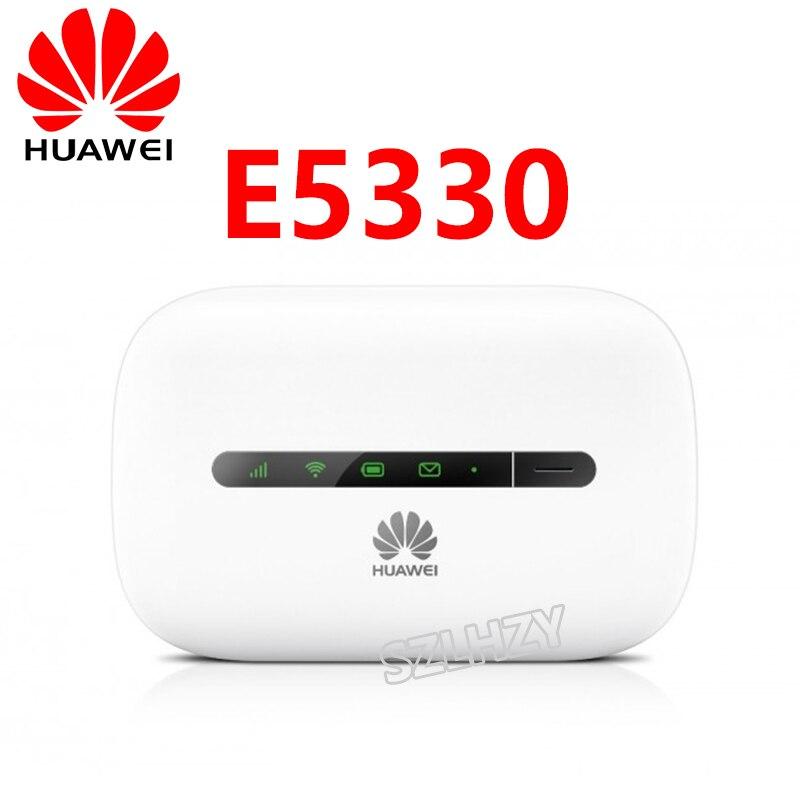 3G Mobile Router Unlocked HUAWEI E5330 E5220 Vodafone R206 ZTE MF63 MIFI 3G Hotspot Pocket Car Wifi 3G Modem With SIM Card Slot