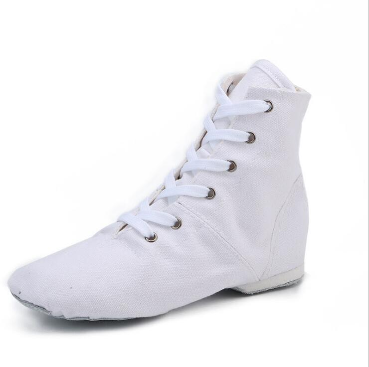 Women Jazz Dancing Shoes Soft and Light Lace-up Dancing Shoes for Women High Quality Factory Dropshipping