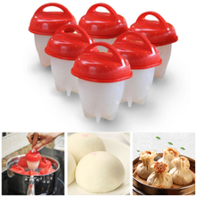 Egglettes Maker Egg Cooker – Hard Boiled Eggs without the Shell Eggies As Seen on TV Egg Cooker