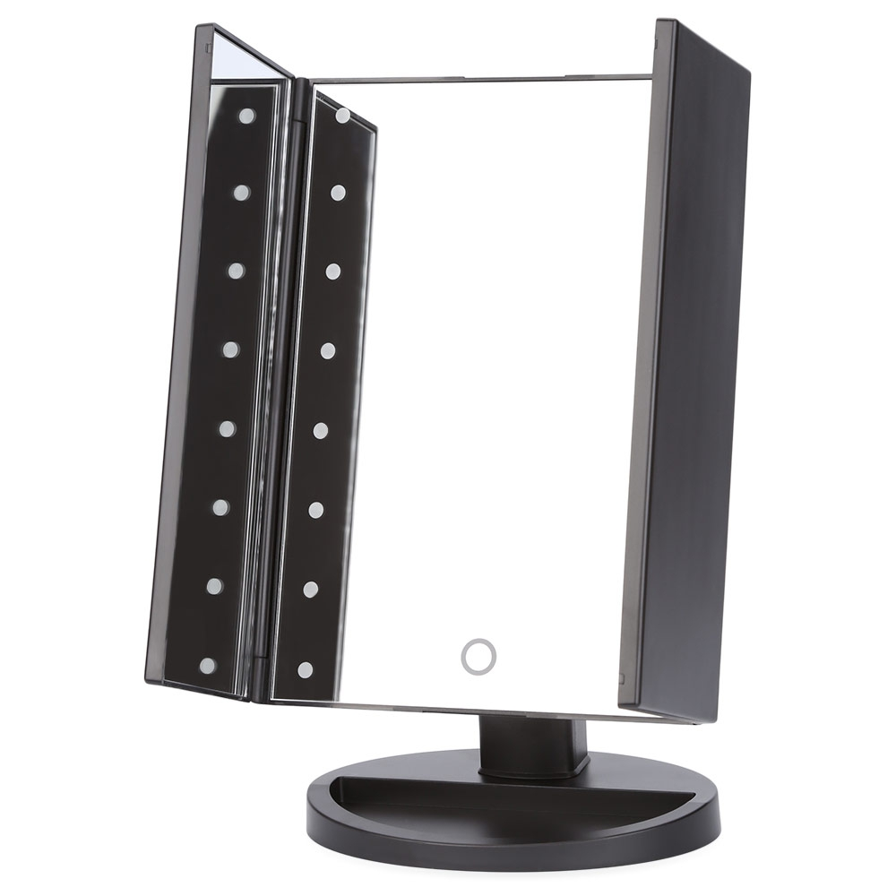 Illuminated Makeup Mirror PromotionShop For Promotional - Professional vanity mirror with lights