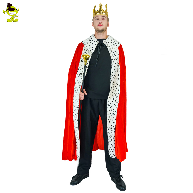 Men Luxury King Costume With capeu0026crown For Adults Mens Role Play Party Performance For Halloween Party Cosplay King Costumes on Aliexpress.com | Alibaba ...  sc 1 st  AliExpress.com & Men Luxury King Costume With capeu0026crown For Adults Mens Role Play ...