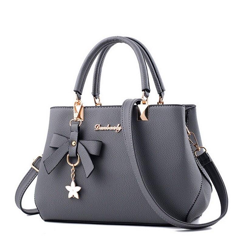 WENYUJH Elegant Shoulder Bag Designer Handbags Bags Plum Bow Sweet Messenger Crossbody Bag For Women