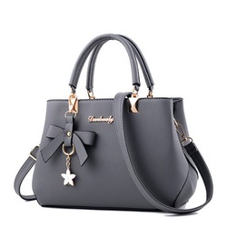 WENYUJH New 2018 Elegant Shoulder Bag Women Designer Luxury Handbags Women Bags Plum Bow Sweet Messenger Crossbody Bag for Women
