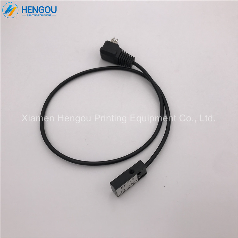 5 Pieces RK770 Sensor Roland Printing Machine Parts Sensor for Roland Sensor RK7705 Pieces RK770 Sensor Roland Printing Machine Parts Sensor for Roland Sensor RK770