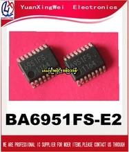 จัดส่งฟรี 3 ชิ้น/ล็อต BA6951FS E2 BA6951FS BA6951 6951FS TSSOP