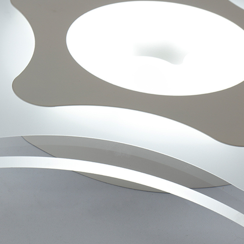 luminaria de teto em acrilico moderno minimalista 04