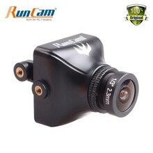 Swift2 RunCam 600TVL FPV Câmera FOV 150/165 Graus 2.3mm/2.1mm Lens OSD com IR PAL NTS Bloqueado para Quadcopter RC Racing zangão