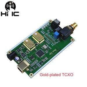 Image 4 - XMOS XU208 אסינכרוני USB קואקסיאלי אופטי פלט דיגיטלי ממשק IIS DSD256 Spdif Dop64 במקרה עבור HiFi מגבר AMP