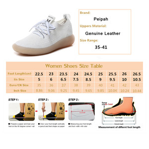 Image 5 - PEIPAH Spring Breathable Mesh Women Sneakers Casual Lace Up Zapatillas Deportivas Mujer Solid Trainers Womens Walking Shoes