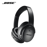 BOSE QuietComfort 35 II Wireless Bluetooth Noise Cancelling Headphones Music Headset Voice Assistant Quick Charge For Smartphone