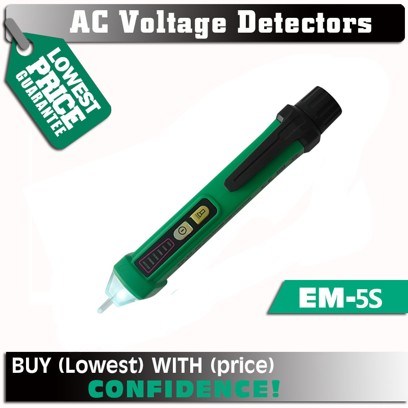 Multifunction AC Voltage Detectors font b Tester b font Sensor NonContact Induction Electric Pen LED Display
