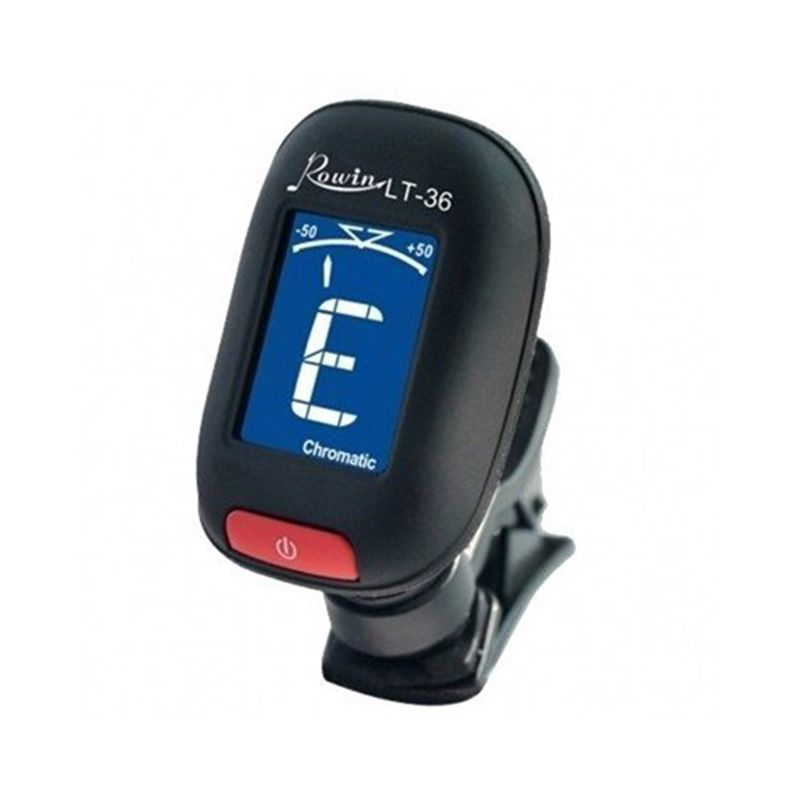 Tuner Lt-36 Clip on Style Chromatic Tuner for Guitars, Mandolins, Bass, Fiddle, Violin, Acoustic or Electric