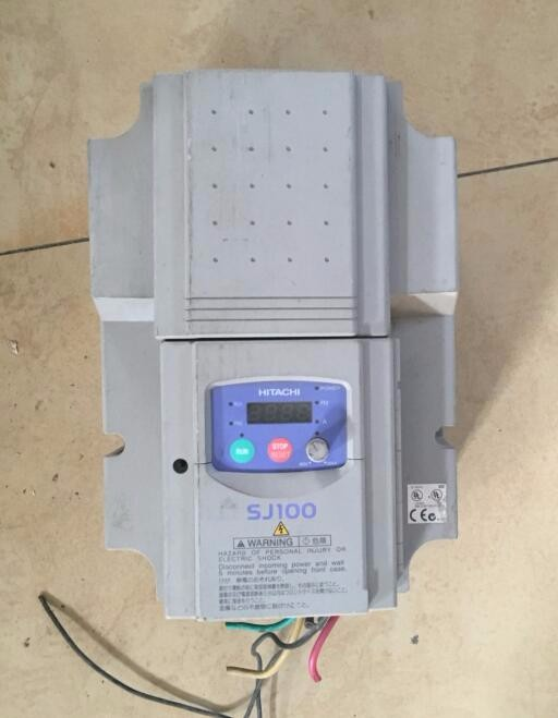 цена на SJ100-075HFE frequency converter to 7.5kw import second-hand old 7.5kw inverter