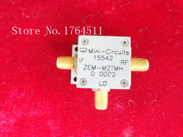 [BELLA] Mini ZEM-M2TMH RF/LO:10-2400MHz RF RF Coaxial High Frequency Mixer