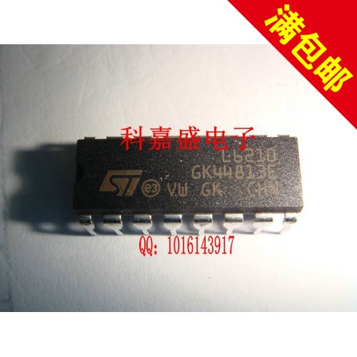 L6210 DIP-16 pins ST brand new original spot sale can open formal invoice Ensure the quality--XLWD2