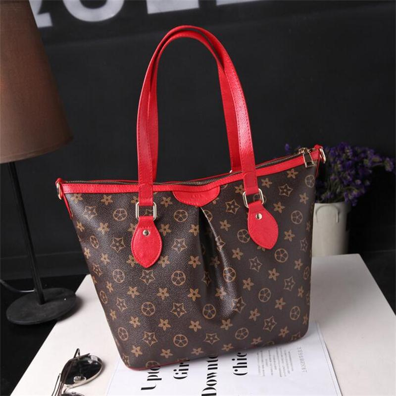 Womens Handbag bag New Arrival Vintage Trapeze Tote Women Leather Handbags Ladies Party Shoulder Bags Fashion Top-Handle Bag hot new arrival vintage tote bag women leather handbags ladies party shoulder bags fashion top handle bags ladies cute bear drop