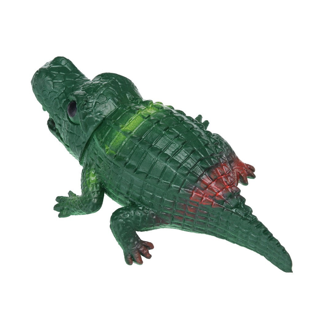 Crocodile Pops Out Leg if Squeeze 14cm Stress Relief Funny Toys 18
