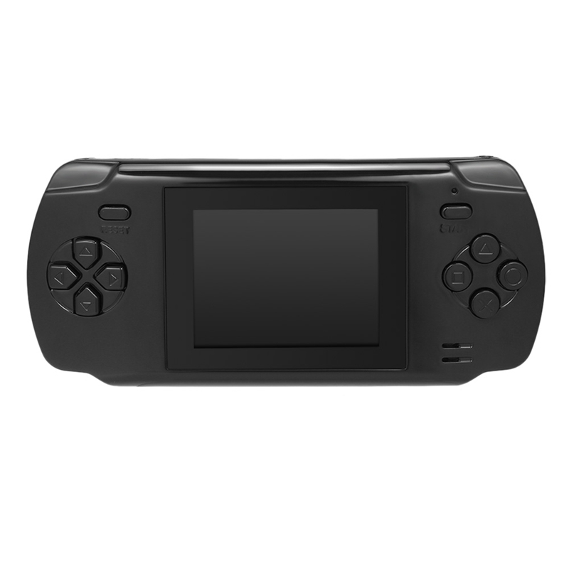 Image 2 - Powkiddy S600 2.8 Inch Game Console Built In 68 Classic Games 8 Bit Av Out Video Handheld Gamepad Black Newest-in Handheld Game Players from Consumer Electronics