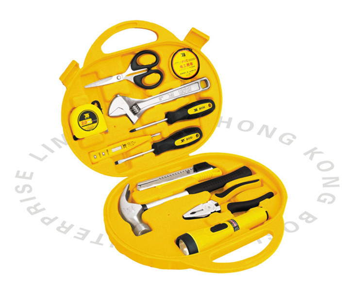 free shipping BOSI 12pc new homeowner tools set china top ten brand free shipping bosi brand new 50pc mechanics tool set china top ten brand