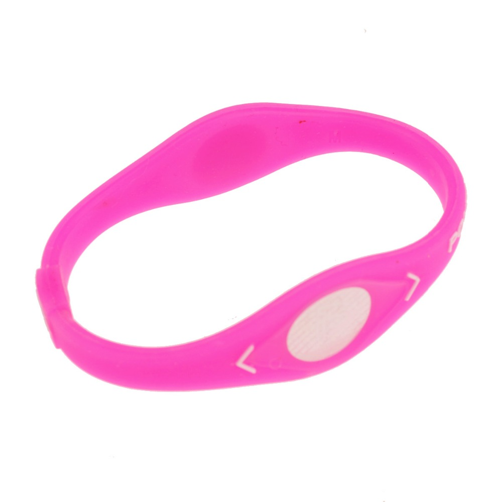 2st / set Charm Designer Power Energy Armband Bangles För Women Men - Märkessmycken - Foto 5
