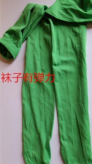 Green Elf Green Robin Peter Pan Child Adult Peter Pan Green Man Peter Pan Dress Socks