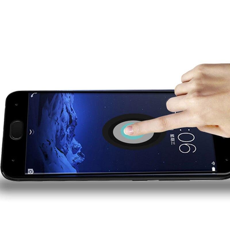 Orijinal Mokolo 4Pcs / Set 9H 2.5D Nano Maye Ekran Qoruyucu Tam - Cib telefonu aksesuarları və hissələri - Fotoqrafiya 5