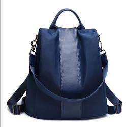 Anti-theft школьная сумка для девочек Многофункциональный Водонепроницаемый Для женщин рюкзак