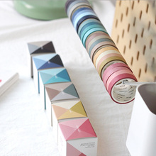 Cute Washi Tape  Washi 4pcs/box Washi Tape DIY Decoration Scrapbooking  Masking Tape Adhesive Tape Label Sticker StationerJD008C цены