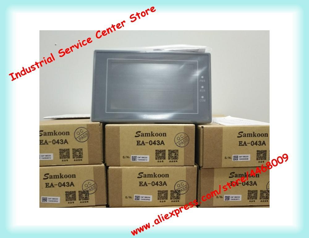 4.3 pouces HMI écran tactile panneau EA-043A 480*272 EA 043A nouveau en boîte