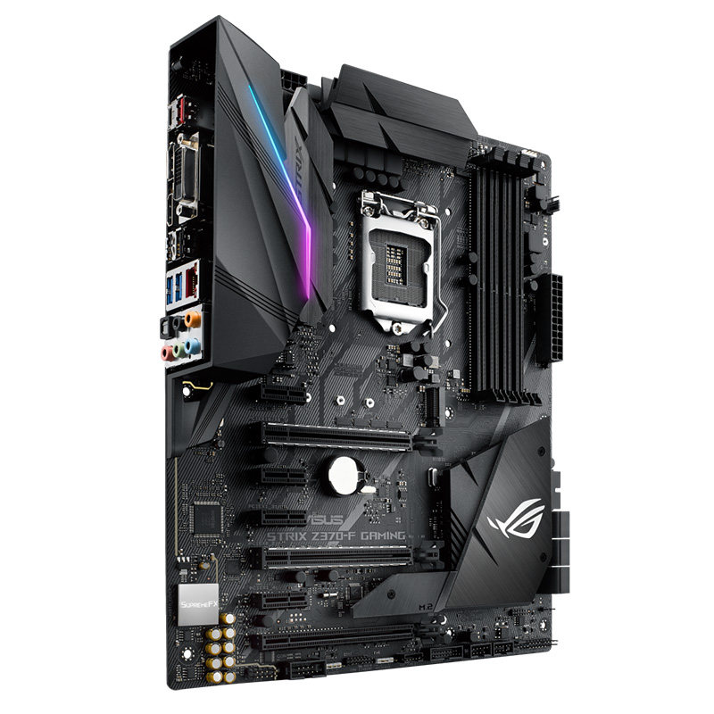 ASUS ROG STRIX Z370-F GAMING Z370 Game Board Support I7 8700K