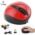 5 Цвет Новый Беспроводной Вертикальная Мышь 1600 ТОЧЕК/ДЮЙМ Регулируемая Эргономичная Беспроводная Мышь Мыши Оптическая Мышь Gaming Mouse Для ПК