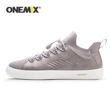 ONEMIX zapatos informales para hombre, zapatillas de moda vintage de alta calidad tejidas, zapatos planos de piel de vampiro, zapatos multifunción para monopatín