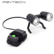 inspired led lighting. pgytech dji inspire 2 accessories headlamp led light inspired led lighting i