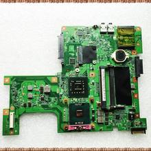 48.4AQ01.031 материнская плата для ноутбука Dell Inspiron 1545 0G849F G849F материнская плата 48.4AQ01.011 GM45 DDRII GMA X4500 и бесплатный процессор