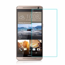 2.5D zero.26mm 9H Premium Tempered Glass For HTC One E9 Plus Display Protector For HTC One E9 Plus Cellphone Protecting Movie 5.5″