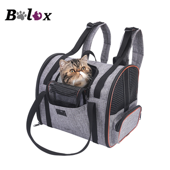Cat Carrier - Multi-functional Folding Pet