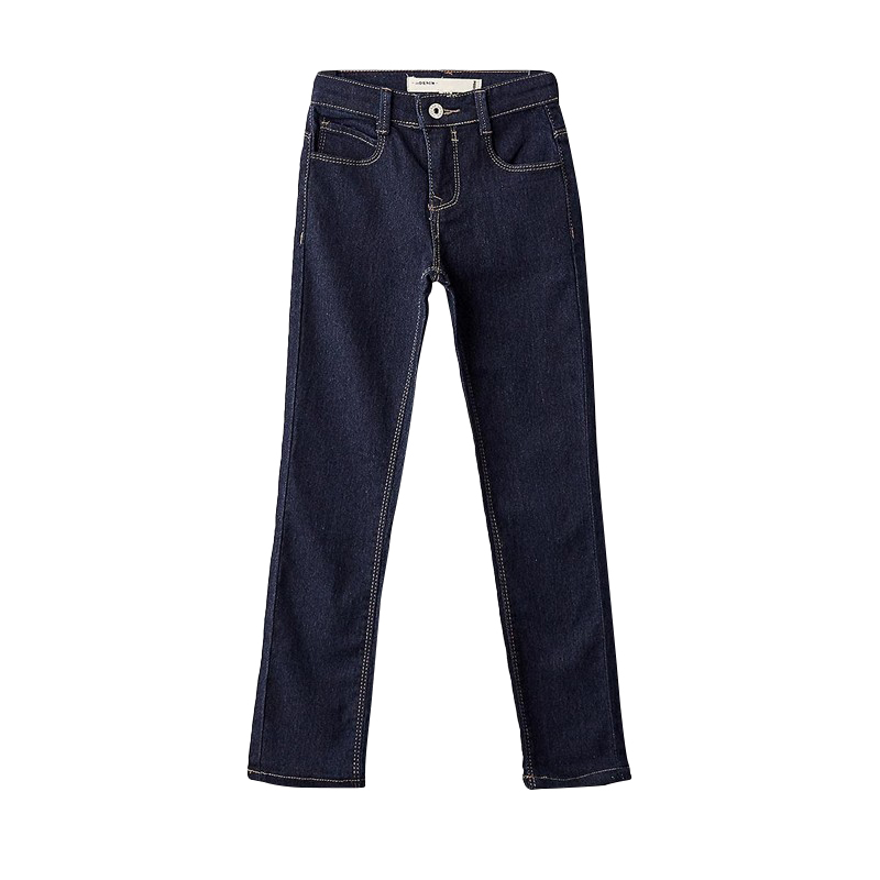 Фото - Jeans MODIS M182D00114 for girls kids clothes children clothes TmallFS girls destroyed jeans