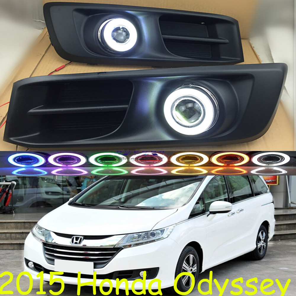 Car-styling,Odysse fog lamp,2015,chrome,LED,Free ship!2pcs,Odysse head light,car-covers,Halogen/HID+Ballast;Odysse car styling corolla ex fog lamp 2013 2015 chrome free ship 2pcs corolla ex head light car covers halogen hid ballast corolla ex