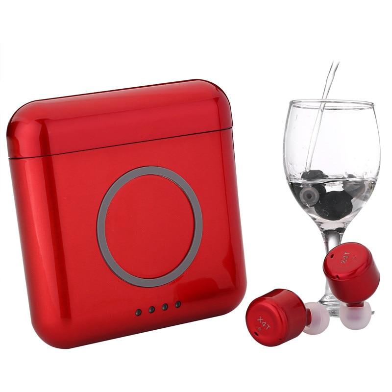 2018X4-T-Touch-Control-Kopfh-rer-Drahtlose-Bluetooth-4-2-Stereo-ohrh-rer-telefon-charege-5200