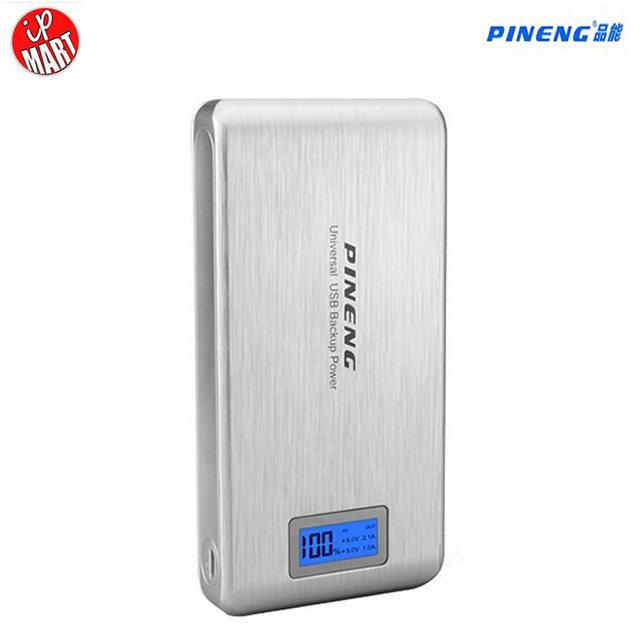 Original Pineng PN 929 Paquete Externo de La Batería Banco de la Energía 15000 mAh de Potencia con Indicador LED Para iphone6s Teléfono Android Tablet PC