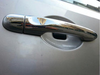 For Renault Samsug Sm3 FLUENCE 2011 2013 2015 Door Handle Cover ABS Chrome Car Styling Stickers