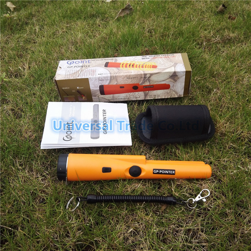2017 Hot Sell Handheld Metal Detector Continous Alarm Indicationg Handy PRO-Pointer Factory Wholesale Price Sell Free Shipping handheld portable metal detector handheld scanner handheld pro pointer for security screening