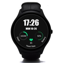 """D5 Smart Watch 1.3"""" Screen Heart Rate Monitor Waterproof Weather Forecast Fitness Tracker GPS Support WiFi for Android & iOS P2"""