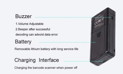 de barras pos mini bluetooth para andriod ios telefone movel