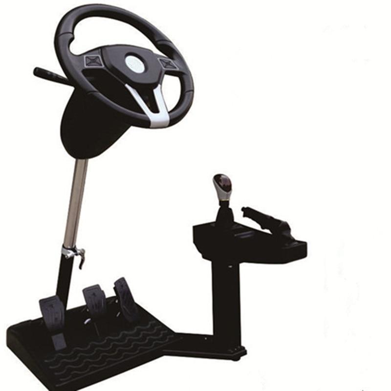 Auténtica carrera automovilística para aprender a conducir tracción en las ruedas simulación de conducción de vehículos Juegos de computadora volante 900 grados