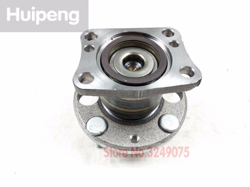 Rear Wheel Hub Bearing Assembly Radlager for Ford Fiesta Mk6 09-13, 713679080, 1699196, OEM:8V5125299AE 8pcs open dac3063w 30x63x42 dac3063w 1 dac30630042 9036930044 574790 open hub rear wheel bearing auto bearing for toyota