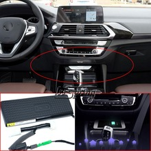 Car Wireless Charger for BMW X3/X4 wireless charging standard WPC Qi 1.2