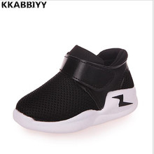 kids tenis infantil sneakers shoes for boys girls zapatillas sport shoes antislip soft bottom kids mesh sneakers