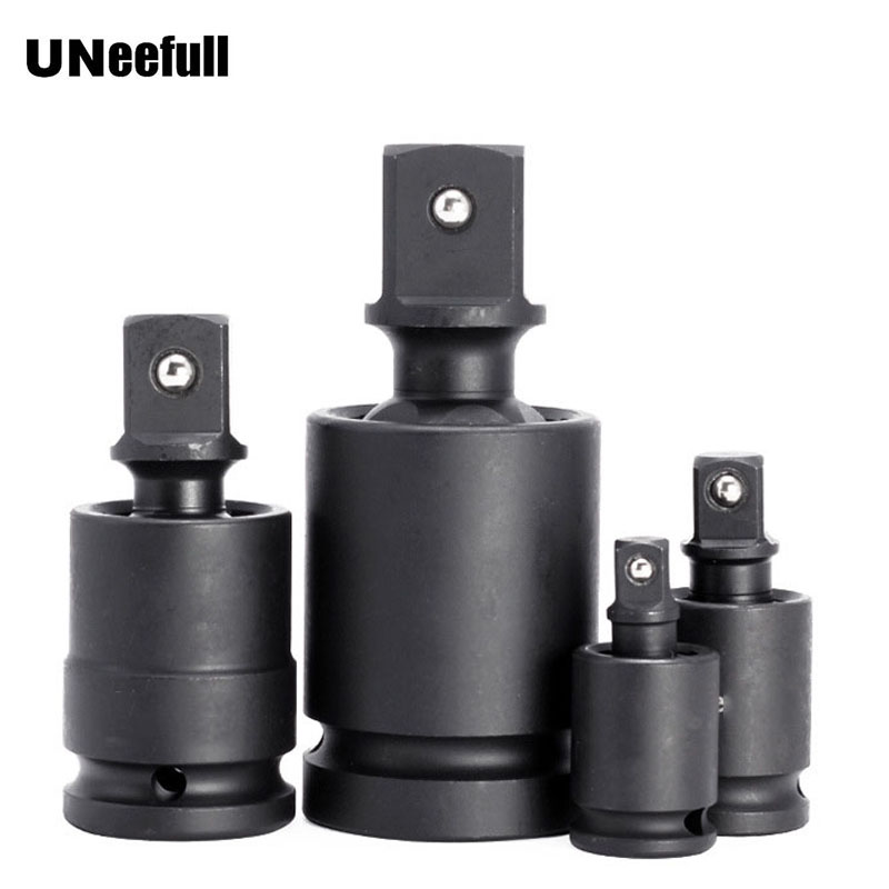 UNeefull Universal Pneumatic Joint Wrench Socket Adapter Set 1/4